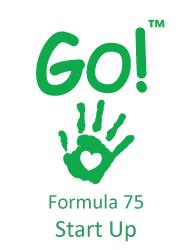Go! Formula 75 logo